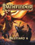 RPG Item: Pathfinder Roleplaying Game Bestiary 6