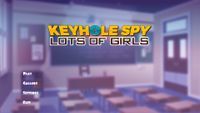Video Game: Keyhole Spy: Lots of Girls