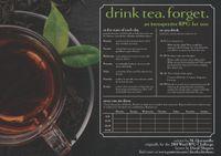 """RPG Item: Drink Tea. Forget. (""""Exploded"""" Version)"""