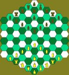 Board Game: Hexagonal Chess