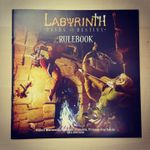 Board Game: Labyrinth: Paths of Destiny (Third Edition)