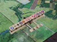 Board Game: Wings of Glory: WW1 Rules and Accessories Pack