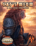 RPG Item: Cat's Meow: A One Page Adventure (Savage Worlds)