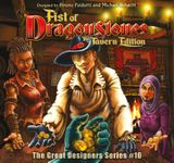Board Game: Fist of Dragonstones: The Tavern Edition