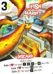 Board Game: King of Tokyo: Fish Market promo card