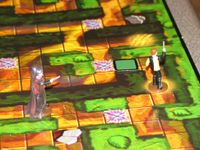 Board Game: Harry Potter: The Triwizard Maze Game