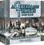 Board Game: A Game of Thrones: The Card Game – Lords of Winter