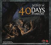 Board Game: Too Many Bones: 40 Days in Daelore