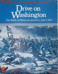 Board Game: Drive on Washington: The Battle of Monocacy Junction, July 9, 1864