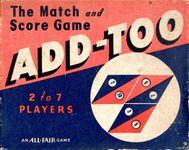 Board Game: ADD-TOO