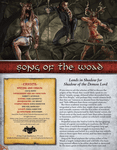 RPG Item: Song of the Woad