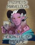 RPG Item: Mizomei's Marvelous Mercantile of Misuse
