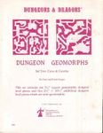 RPG Item: Dungeon Geomorphs Set Two: Caves & Caverns