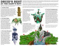 RPG Item: Druid's Rest at the Giant's Rift