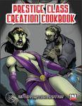 RPG Item: Prestige Class Creation Cookbook
