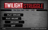 Video Game: Twilight Struggle