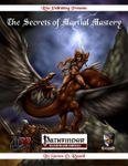 RPG Item: The Secrets of Martial Mastery