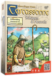 Board Game: Carcassonne: Expansion 9 – Hills & Sheep