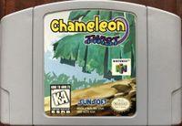 Video Game: Chameleon Twist