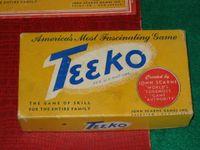 Board Game: Teeko