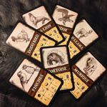Board Game: Robinson Crusoe: Adventures on the Cursed Island – Additional Beast Cards