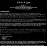 RPG Item: Ghost Light (Version 1.2)