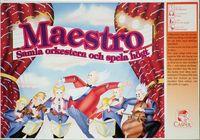 Board Game: Maestro