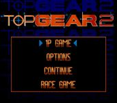 Video Game: Top Gear 2