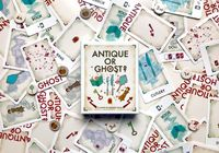 Board Game: ANTIQUE OR GHOST?
