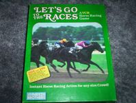 Board Game: Let's Go To The Races