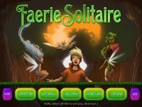 Video Game: Faerie Solitaire