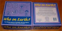 Board Game: Who on Earth?