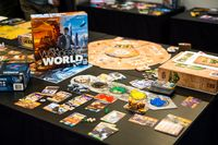 Board Game: It's a Wonderful World