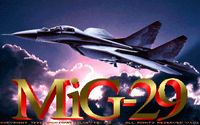 Video Game: MiG-29: Deadly Adversary of Falcon 3.0