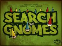 Board Game: Search for Gnomes
