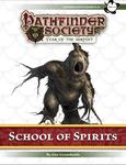 RPG Item: Pathfinder Society Scenario 7-05: School of Spirits