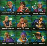 Board Game: Spy Web