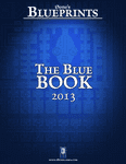 RPG Item: 0one's Blueprints: The Blue Book 2013