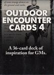 RPG Item: Outdoor Encounter Cards 4