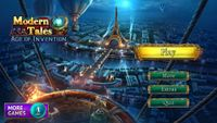 Video Game: Modern Tales: Age of Invention