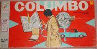 Board Game: Columbo Detective Game