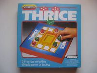 Board Game: Thrice