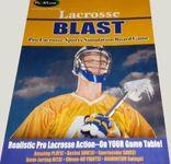 Board Game: Lacrosse Blast Pro Indoor Lacrosse Game