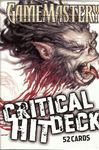 RPG Item: GameMastery Cards: Critical Hit Deck