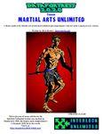 RPG Item: Martial Arts Unlimited