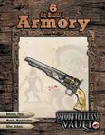 RPG Item: The Hunter's Armory 6