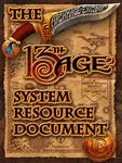 RPG Item: 13th Age Archmage Engine