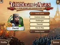 Video Game: Through the Ages
