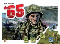 Board Game: '65: Squad-Level Combat in the Jungles of Vietnam
