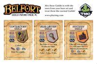 Board Game: Belfort: Guild Promo Pack #1